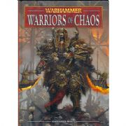 Warriors of Chaos Warhammer Armies Rule Book rulebook (2012) A4 Hardcover